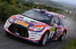 Keith Cronin and Mikie Galvin - Full Throttle in Donegal